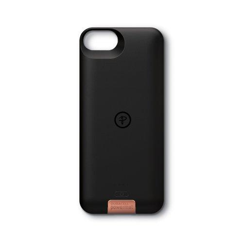 online store 1090b fe187 Duracell Powermat SnapBattery -Backup Battery for iPhone 5 (Black ...