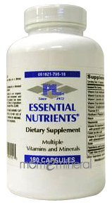 Essential Nutrients 180 Capsules by Progressive Labs