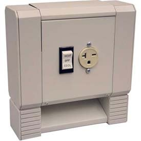 Qmark Hbbac Hbb Series Accessory - Air Conditioner Outlet Section.