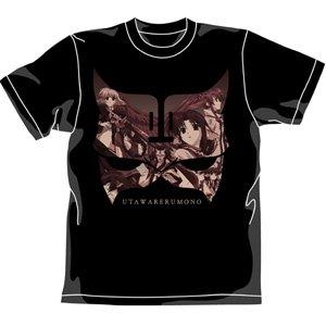 うたわれるもの Tシャツ BLACK XL/うたわれるもの