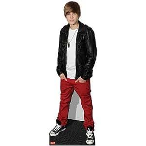 Justin Bieber Life-Size Cardboard Standup