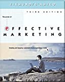 img - for W.G.Zikmund's .M.d'Amico's EffectiveMarketingwithInfoTracCollegeEditio [Paperback]2001) book / textbook / text book