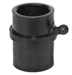 741-0706, 941-0706, Replacement Wheel Bushing with Grease Zerk for MTD, Cub Cadet, White, Yard Man, more from Rotary