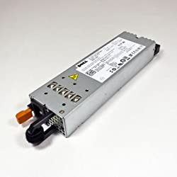 Dell 502 Watt Redundant Power Supply for Select PowerEdge and PowerVault. P/N: C502A-S0