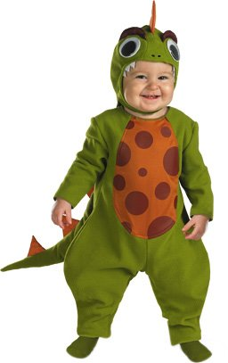 Disguise - Mighty Dino Infant Costume Size 12-18 Months
