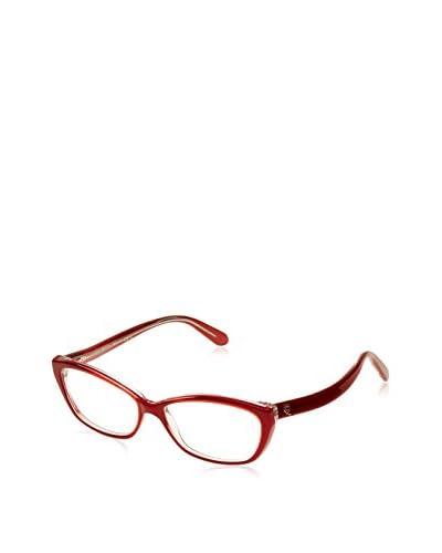 Alexander McQueen Montura AMQ 4151 Woman Rojo