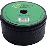 Pyle-Pro PSCBLF300 300 Feet 12 AWG Spool Speaker Cable with Rubber Jacket