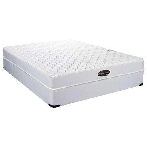 simmons beautyrest studio downtown firm full mattress set