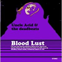 Uncle Acid & The Deadbeats - Blood Lust (Green Vinyl) Import 2012