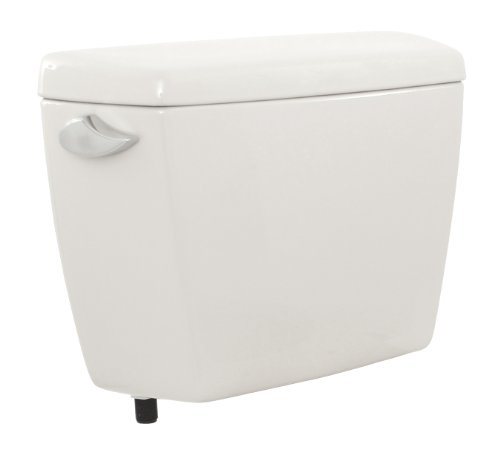 Toto St743S#01 Drake Tank With G-Max Flushing System, Cotton White (Tank Only) front-314154