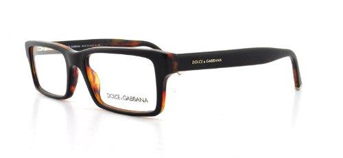 Eyeglasses Dolce & Gabbana DG3123 2517 TOP BLACK/HAVANA