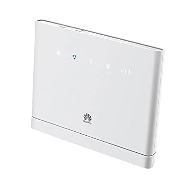 Huawei B315 unlocked 4G LTE CPE Wireless Gateway Router High Speed *upgrade version of huawei b593s-22* [color white]