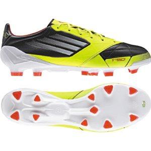 Adidas - F50 Adizero Trx Fg Lea Mens Shoes In Phantom/Electricity/Highenerg