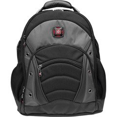 Swissgear Swissgear Synergy Backpack Greyfits Up To 15.4In L Backpack (Computer / Notebook Cases & Bags)