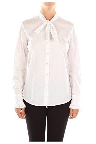 Camicie Pinko Donna Cotone Bianco 1W10MX4660Z04 Bianco 40
