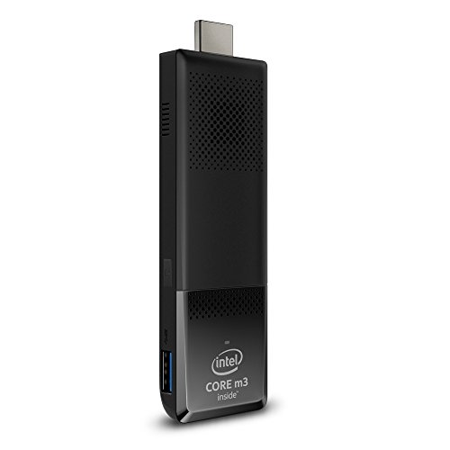 Intel Compute Stick STK2m364CC - Stick - 1 x Core M3 6Y30 / 1.6 GHz - RAM 4 GB - flash - eMMC 64 GB - HD Graphics - WLAN : 802.11a/b/g/n/ac, Bluetooth 4.1 - no OS - Monitor : none