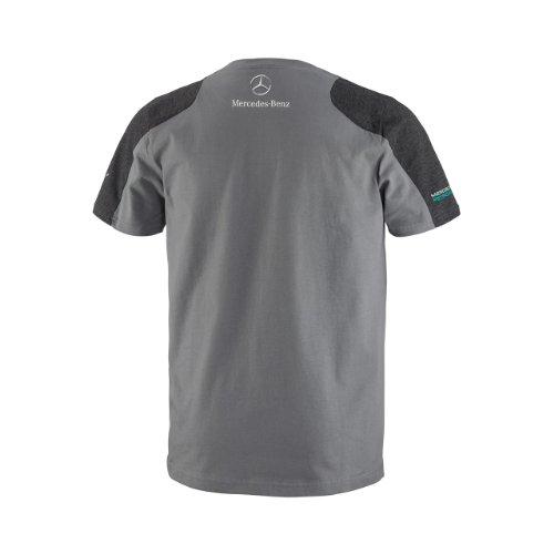 2014 mercedes amg f1 officiel puma lewis hamilton t shirt. Black Bedroom Furniture Sets. Home Design Ideas