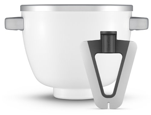 Breville BIA500XL Freeze & Mix Ice Cream Bowl for use with BEM800XL/A Stand Mixer Promo Offer