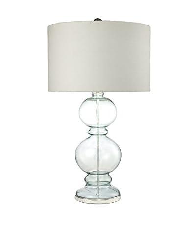 Artistic Lighting Table Lamp, Light Blue