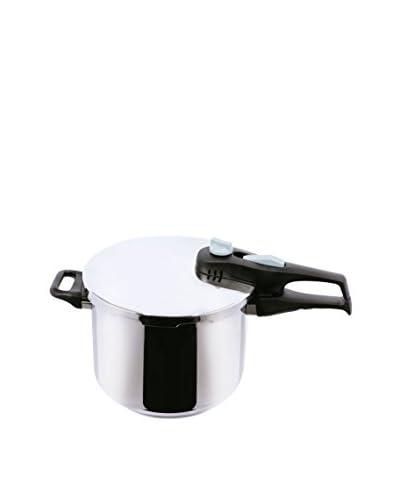 QUID Olla A Presión 6 Litros Modelo Inox Rapid Cook