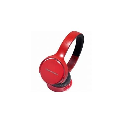 ヘッドホン おしゃれ audio-technica SONICFUEL ATH-OX5 RDをおすすめ