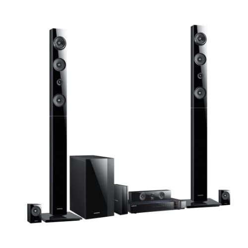 Samsung HT-E6730 7.1 Channel 1330-Watt 3D Blu-Ray Home Theater System