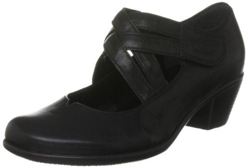 Gabor Women's Damson Black Mary Janes 44.471.57 6.5 UK