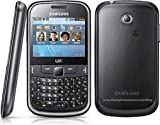 Samsung Chat S3350 Black Voda Unlocked