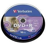 30 (3x 10) Verbatim Lightscribe DVD+R Rohlinge Spindel