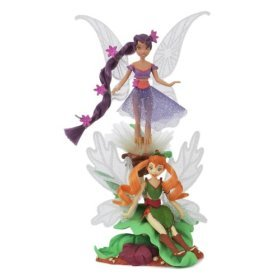Buy Disney Fairies Movie Tinkerbell & Friends Mini Figure 2-Pack Fira & Beck