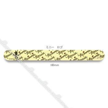 Pieadra ファイル ミニー ロゴ グリット:180