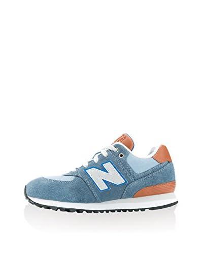 New Balance Sneaker KL574U2P  [Grigio]
