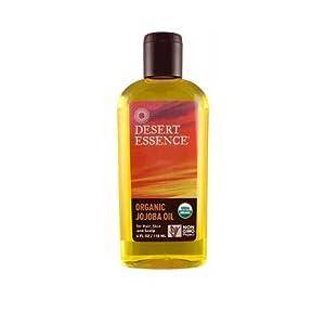 Desert Essence Organic Jojoba Oil -- 4 fl oz