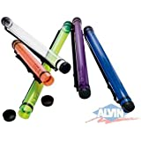 Alvin Ice Tubes Clear Storage and Transport Tube (ANMT25-CL)