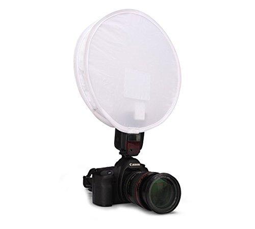 """Studio Lighting Diffuser: Flash Diffuser SoftBox, VONOTO 12"""" 30cm Portable Mini"""