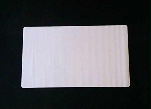 Plain White Playmat