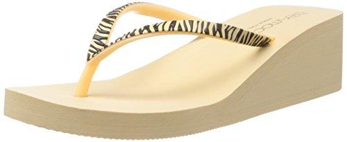 Tresmode Tresmode Women's Eweine Beige Flip Flops And House Slippers (Beige\/Sand\/Tan)