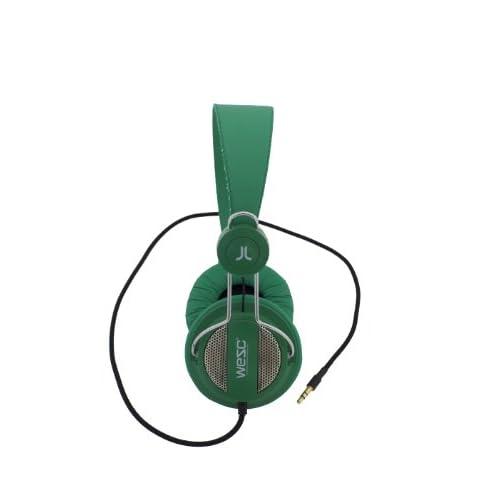 WeSC OBOE greenの写真02。おしゃれなヘッドホンをおすすめ-HEADMAN(ヘッドマン)-