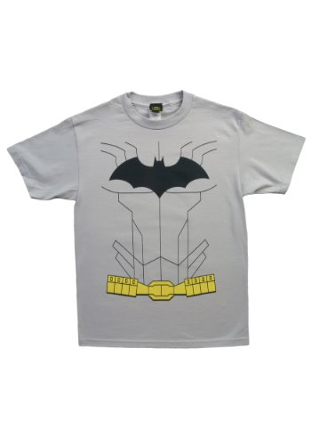 Batman Costume -- DC Comics - The New 52 Adult T-Shirt