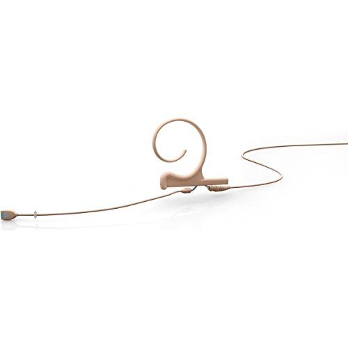 Dpa Fidf10-M | D:Fine Directional Headset Single Ear Microphone Ta4F Adaptor For Shure Beige