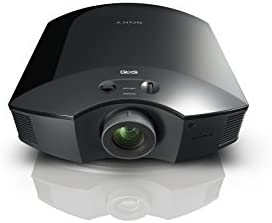 Sony VPL-HW40ES 1700-Lumens SXRD Home Theater Projector