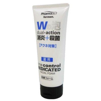 ファーマアクト メンズ消炎+殺菌薬用洗顔フォーム