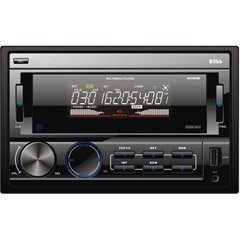 See Boss Audio 802UA DOUBLE DIN MECHLESS RECEIVER USB SD AUX INPUT Details