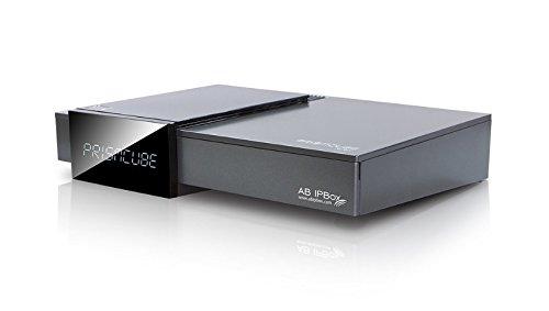 Cryptobox IP Prismcube Ruby Satellite HDTV Receiver (Twin DVB-S2 tuner, USB, LAN, WiFi, XBMC multimedia part)