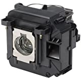 Epson ELPLP60 Replacement Lamp. REPLACEMENT LAMP POWERLITE 92 93 95 96W 905 PJ-LMP. 200 W Projector Lamp - UHE