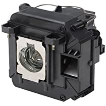 Epson ELPLP60 Replacement Lamp. REPLACEMENT LAMP POWERLITE 92 93 95 96W 905 PJ-LMP. 200 W Projector Lamp - UHE - 5000 Hour Normal