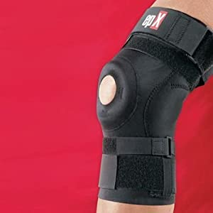 Sammons Preston epX Hinged Knee Support (Extra Large) by Sammons Preston