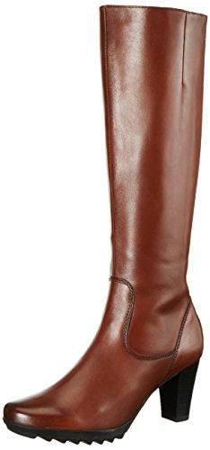 Caprice 25600 - Stivali Alti da Donna, colore Marrone (BROWN NAPPA 308), taglia 36 EU
