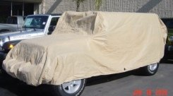 2007 - 2014 Jeep Wrangler Cover 4 Door, Suv Up To 200""
