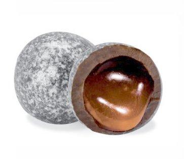 Sachet 500g perles fondantes COEUR COULANT caramel beurre salé, Argent